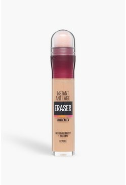 Womens Cream Maybelline Eraser Eye Concealer 02 Nude