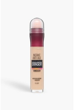 Womens Cream Maybelline Eraser Eye Concealer 01 Light