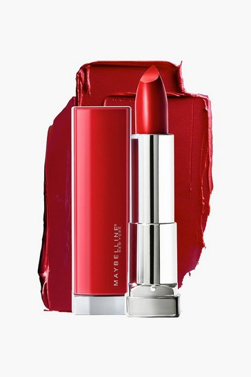 Red Maybelline Made For All Lipstick 385 Ruby
