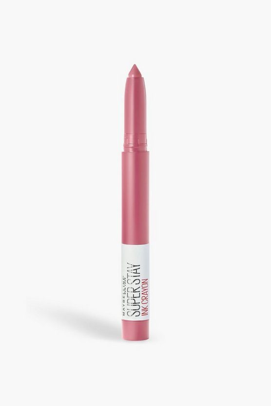 Maybelline Superstay Crayon 30 Seek Adventure