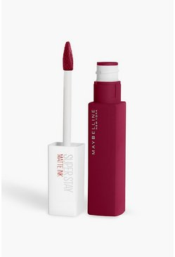 Maybelline Superstay Liquid Lip 115 Founder, Berry
