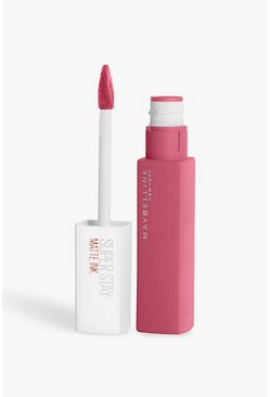 Pink Maybelline Superstay Liquid Lip 125 Inspirer