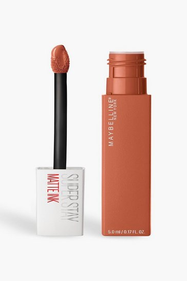 Nude Maybelline Superstay Liquid Lip 75 Fighter