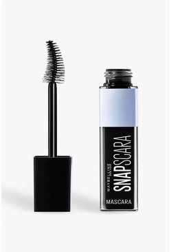 Womens Maybelline Snapscara Mascara Very Black