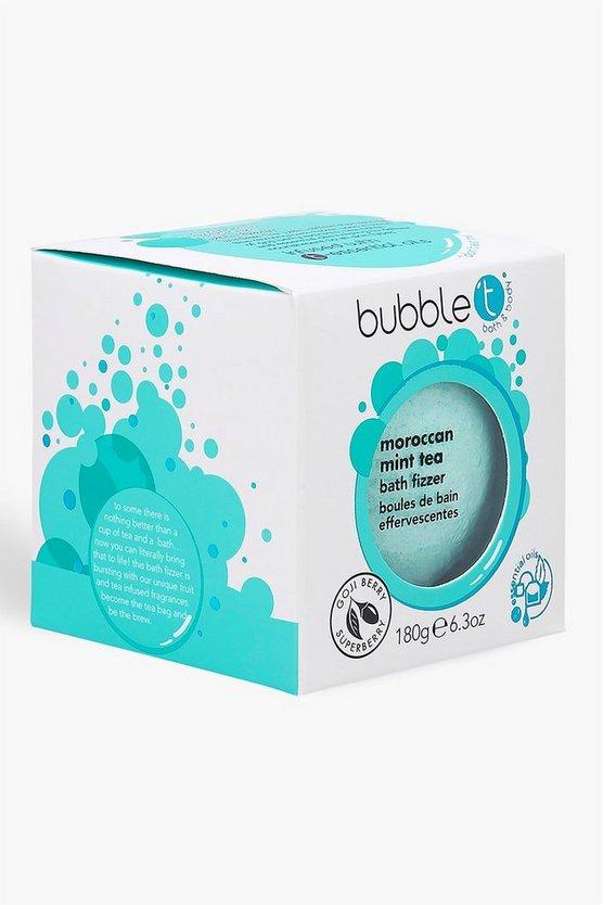 Bubble T Moroccan Mint Tea Bath Fizzer