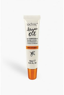 Womens White Technic Argan Oil Lip Conditioner