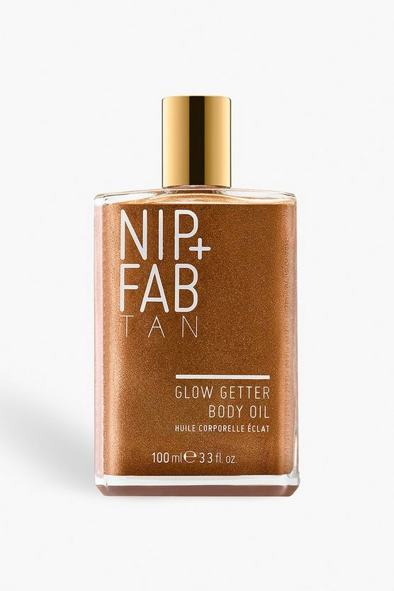 Nip + Fab Tanning Glow Body Oil 100ml