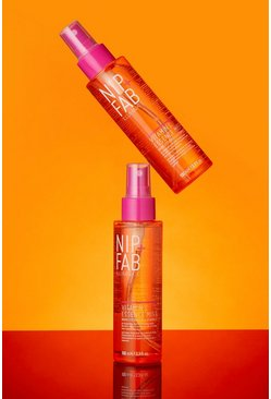 Spray essenza di vitamina C Nip + Fab 100 ml, Arancio