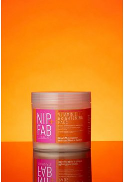 Nip + Fab Vitamin C Pads, Orange, Damen