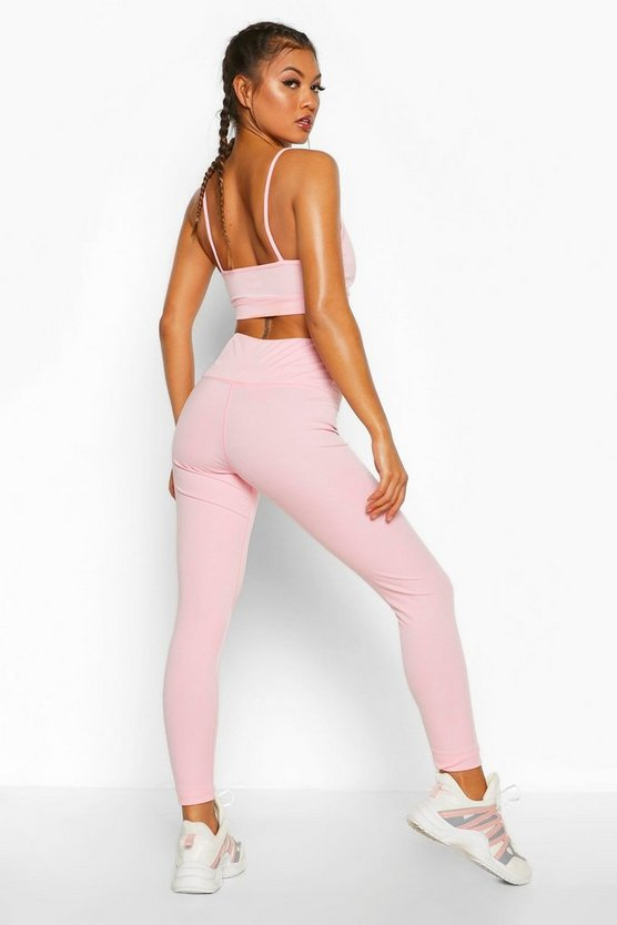Fit Seamless High Waisted Leggings
