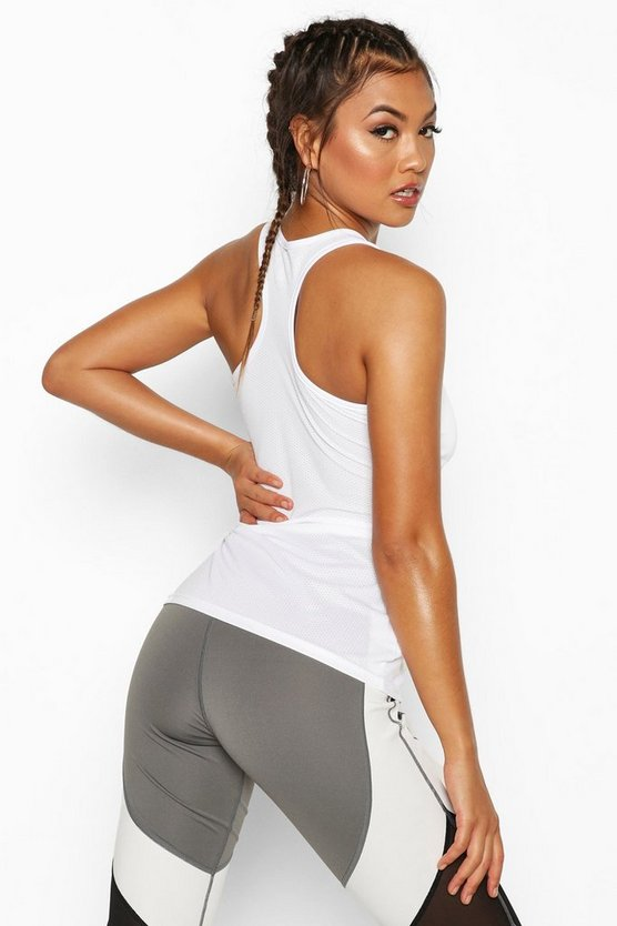 Fit Racer Back Sports Vest
