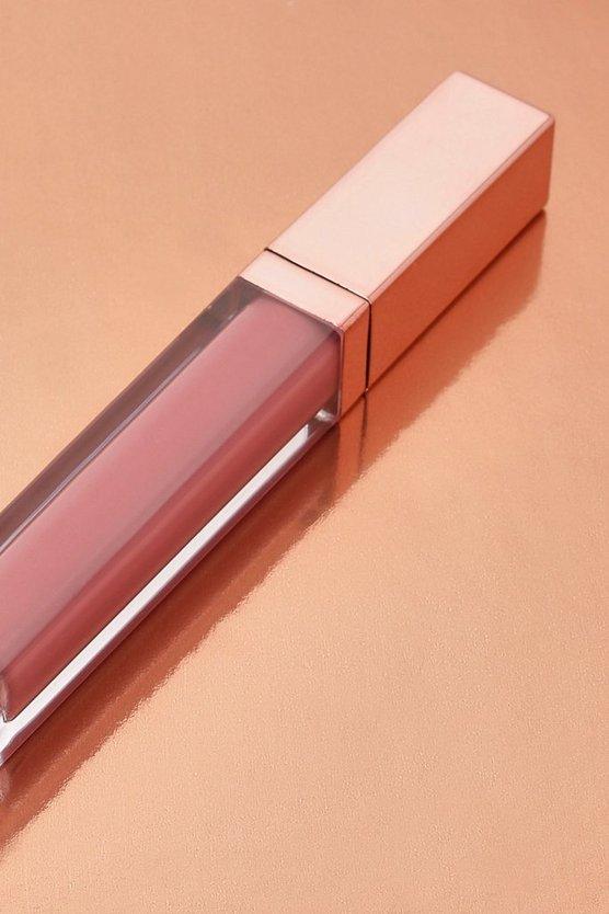 Boohoo Matte Liquid Lipstick - In The Nude
