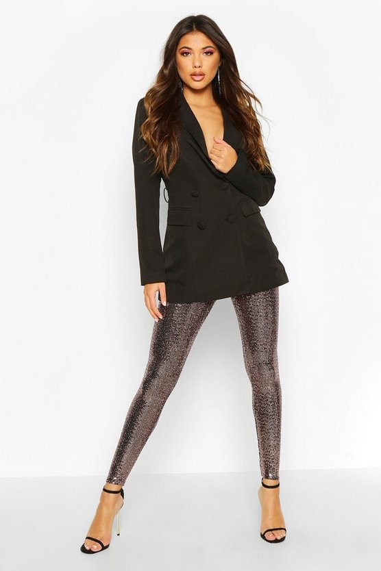 Highwaist Sparkle Leggings