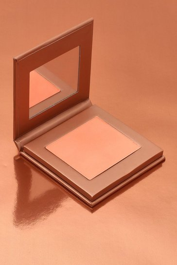 Nude Boohoo Weightless Baked Blusher