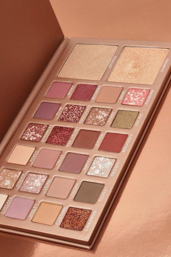 Boohoo Sweet Treats Eyeshadow & Glow Palette