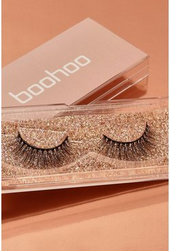 Womens Nude Boohoo Volume Lashes