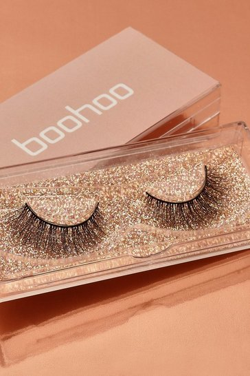 Womens Nude Boohoo Out Out Lashes