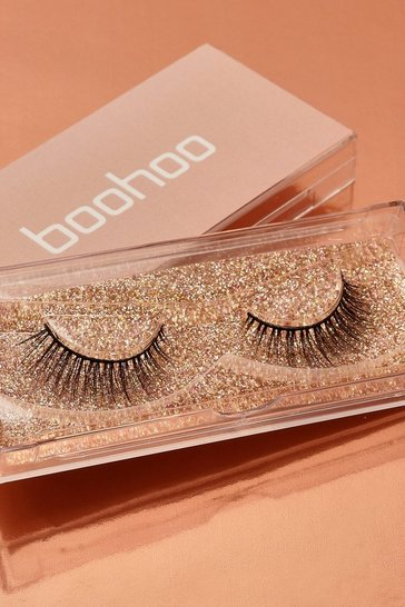 Nude Boohoo Natural Lashes