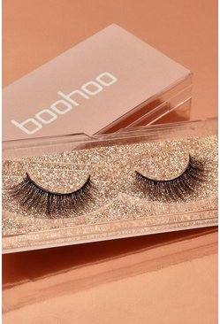 Womens Nude Boohoo Definition Lashes