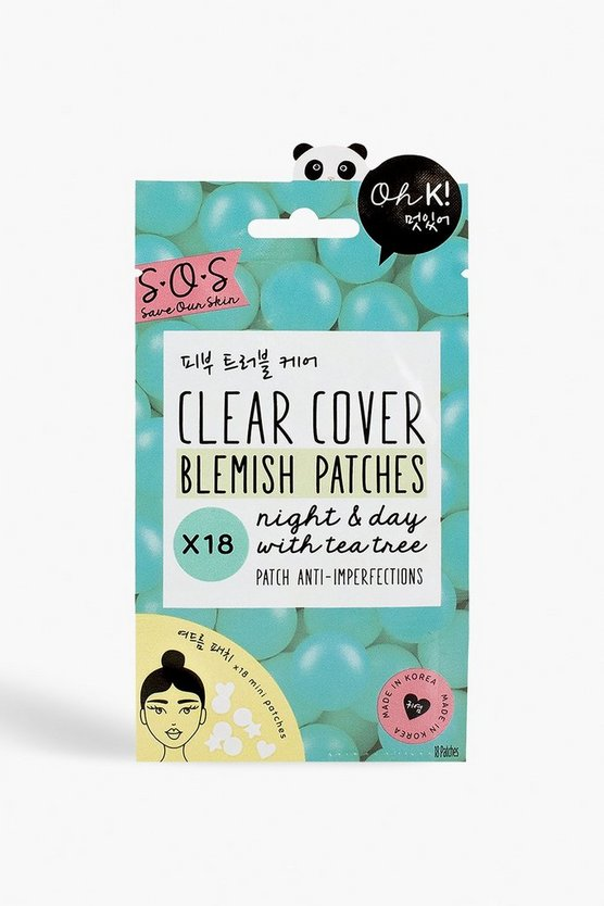 Oh K! SOS Clarifying Blemish Patches