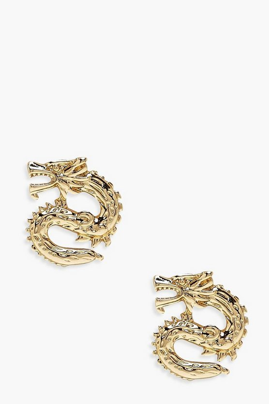 Dragon Stud Earring