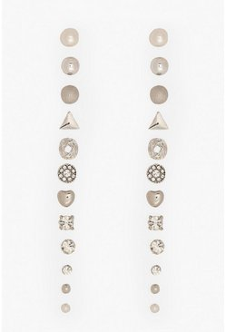 Multi 12 Piece Stud Set