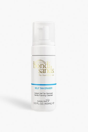 Womens White Bondi Sands Self Tan Eraser100ml