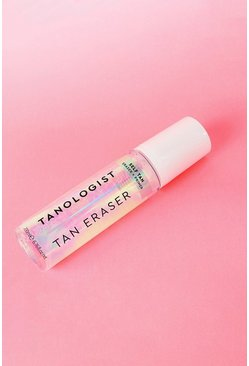 Womens Clear Tanologist Vegan Tan Eraser