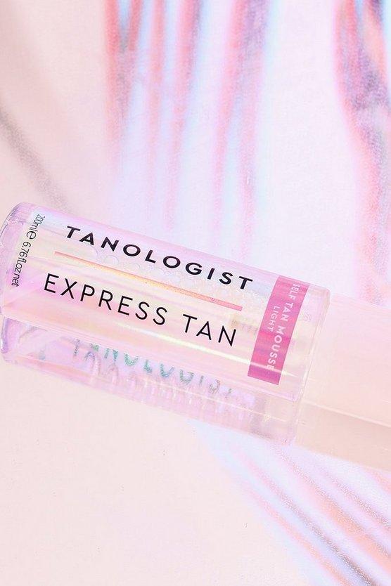 Tanologist Vegan Self Tan Mousse - Light
