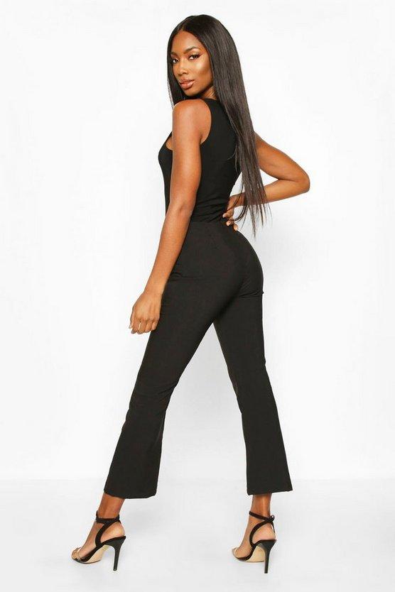 Slim Kick Flare Trouser