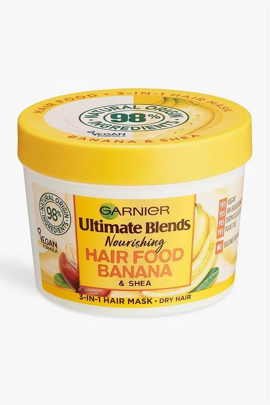 Garnier Ultimate Blends Hair Food Mask Banana 390ml