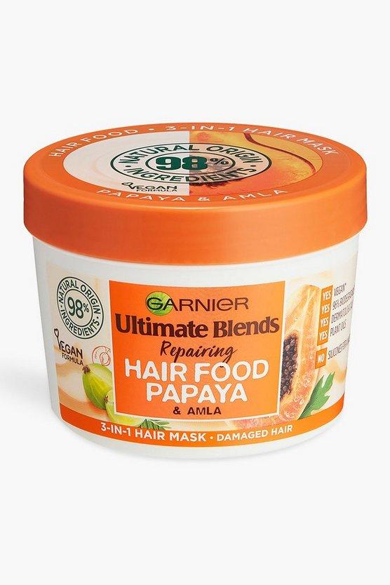 Garnier Ultimate Blends Hair Food Mask Papaya 390ml