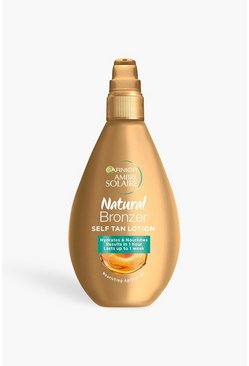 Womens Garnier Ambre Solaire Natural Tan Lotion 150ml