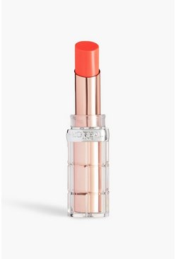 Womens Orange L'Oreal Paris Plump & Shine Lipstick Nectarine