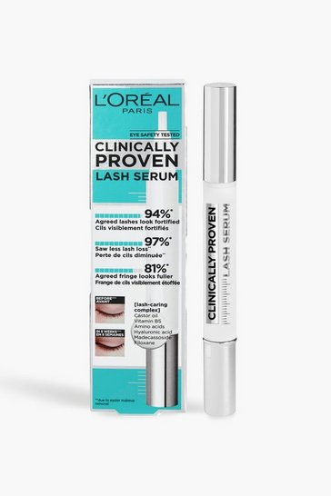 Womens Clear L'Oreal Paris Clinically Proven Lash Serum