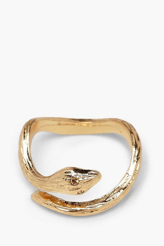 Snake Wrap Around Ring