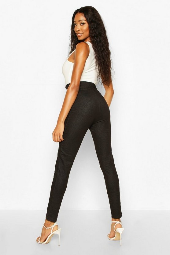 Contour Waist Basic Jeggings