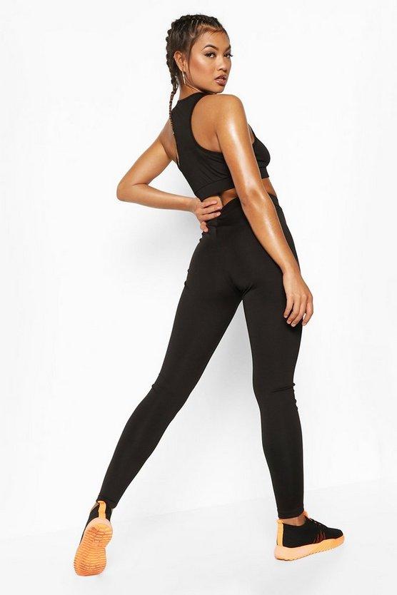 Fit 2 Pack High Waist Gym Leggings