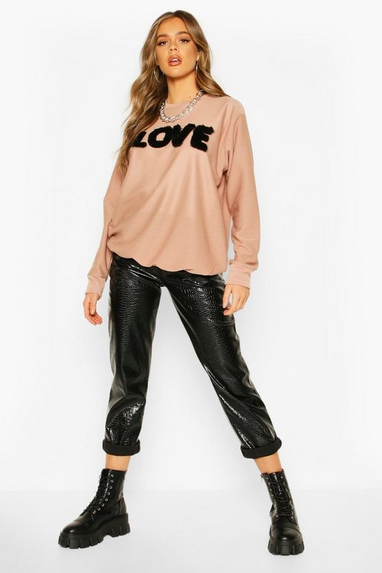 Fur 'Love' Sweat