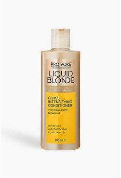Womens Cream PRO:VOKE Liquid Blonde Intensifying Conditioner 150ml