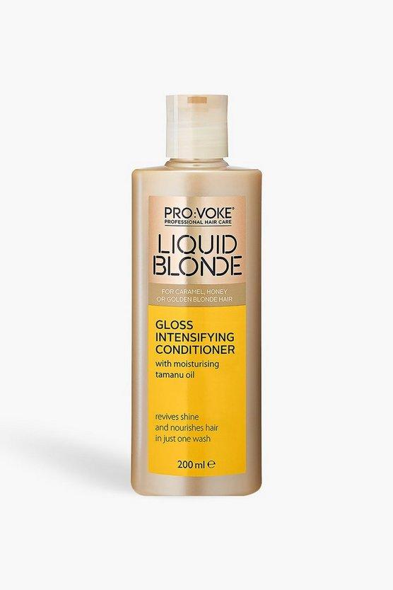 PRO:VOKE Liquid Blonde Intensifying Conditioner 150ml