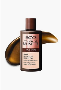 Shampoo Touch Of Brunette PRO:VOKE 150 ml, Marrone