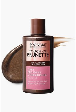 Womens Brown PRO:VOKE Touch Of Brunette Conditioner 150ml