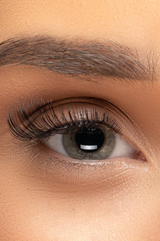 1960s Makeup & Beauty Products Womens Naturalise False Eyelashes 22 - black - One Size $6.00 AT vintagedancer.com