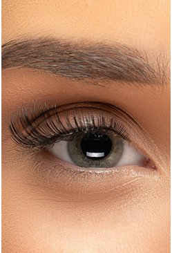Womens Black Naturalise False Eyelashes #22