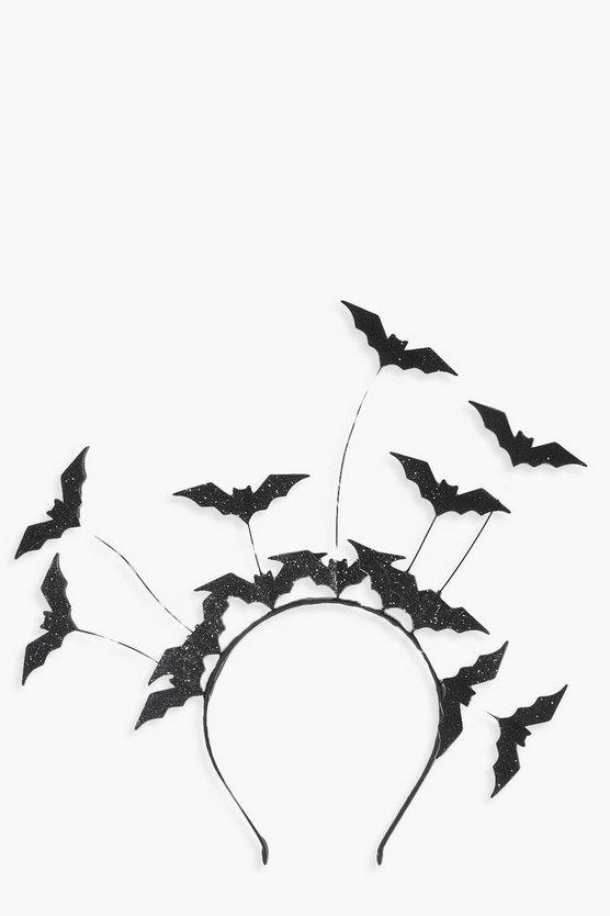 Halloween Statement Bat Headband