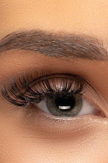 Black Volumise False Eyelashes #62