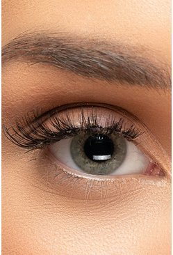 Womens Black Volumise False Eyelashes #7