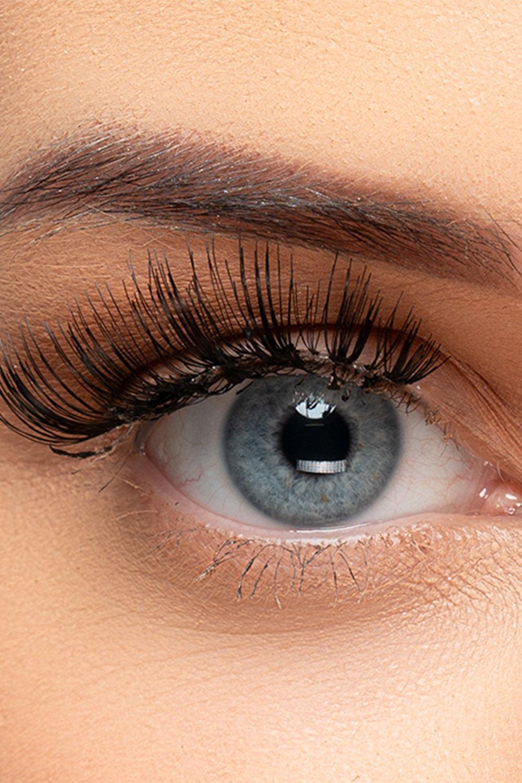 1960s Makeup & Beauty Products Womens Glamourise False Eyelashes 9 - black - One Size $6.00 AT vintagedancer.com