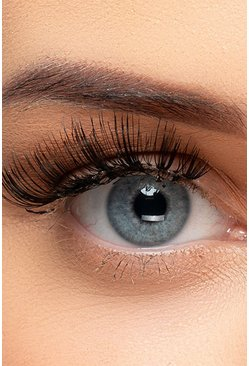 Womens Black Glamourise False Eyelashes #9